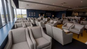 Aberdeen Airport Northern Lights executive lounge