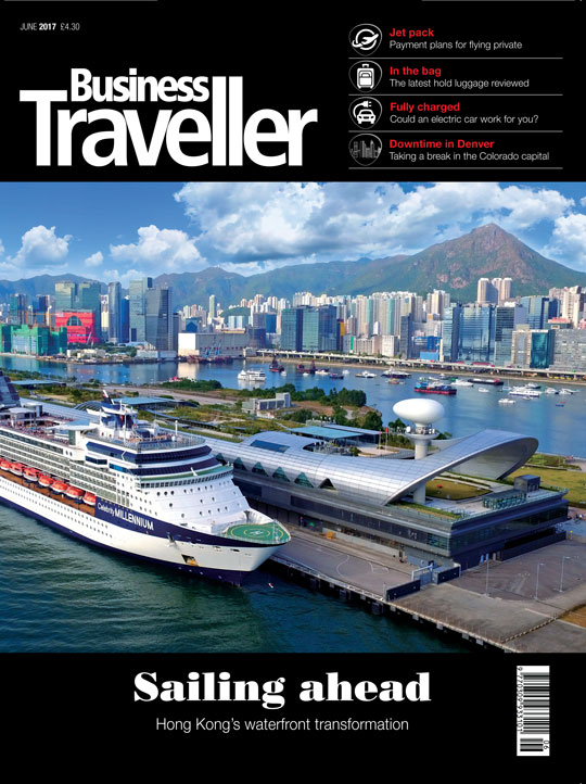 Business Traveller UK June 2016 edition