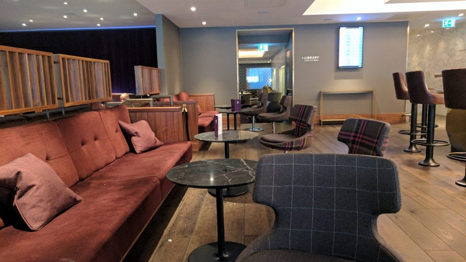 No 1 Lounge Gatwick South