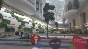 Changi Airport Terminal 4 Baggage claim