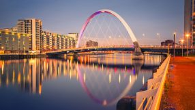 Clyde Arc, Glasgow