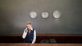Hotel reception (iStock)