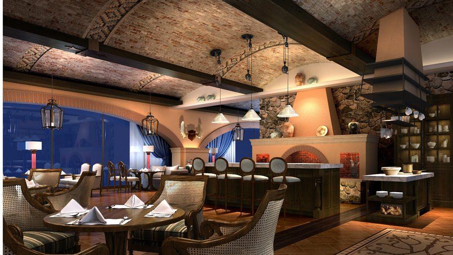 Sofitel Foshan Italian Restaurant