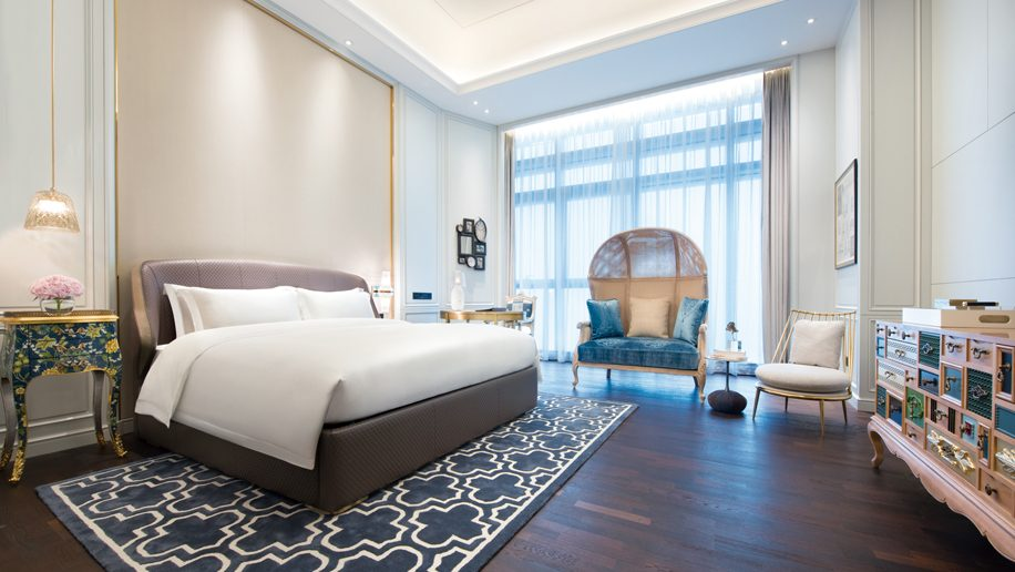 Sofitel Foshan Post Modern Style room