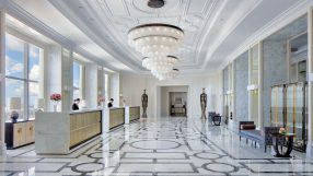 The Langham, Haikou lobby