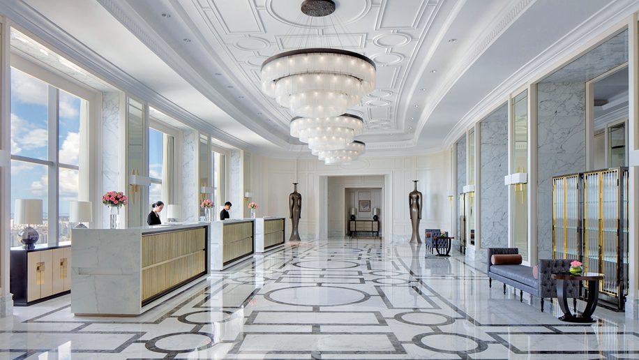 The Langham, Haikou lobby