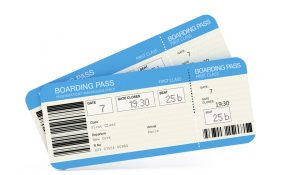 Boarding-passes