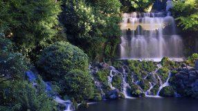 Chinzanso Hotel Tokyo Garden Waterfall
