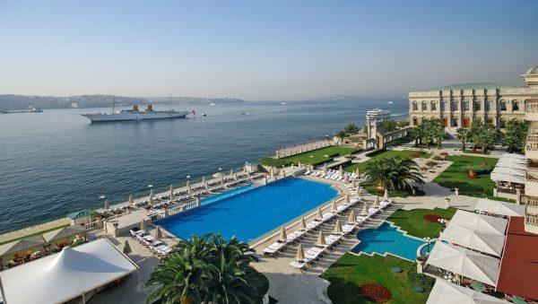 Ciragan Palace Kempinski & Bosphorus