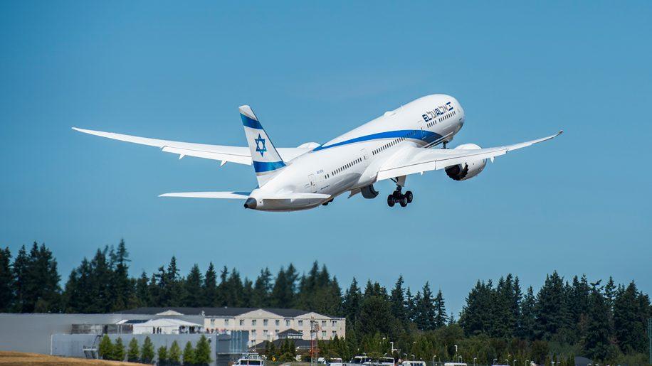 El Al B787 Dreamliner