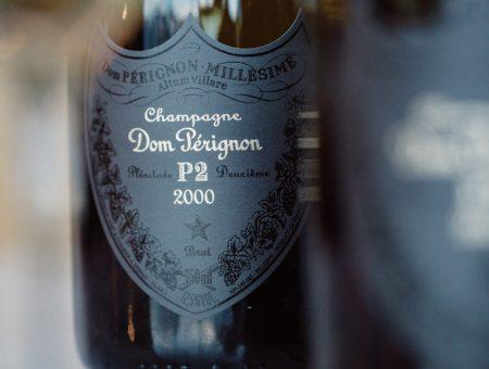 Dom Perignon's late-vintage 2000 P2