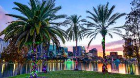 Orlando cityscape (iStock)
