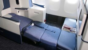 Philippine Airlines B777-300ER business class