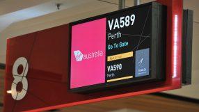 Virgin Australia Perth-Canberra service