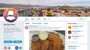 Phoenix Harbour Twitter page