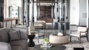 Rosewood Sanya - Reception Area