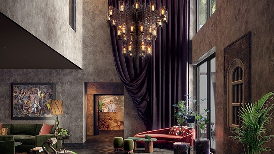 The mandrake hotel set to open off london 39 s oxford street for Independent boutique hotels