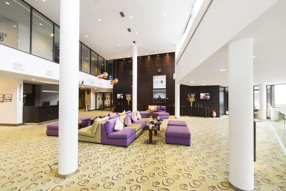 Courtyard meetings-floor