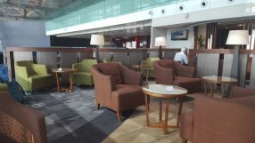 Dnata Lounge, Singapore Changi Airport Terminal 3