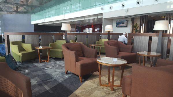 Dnata Lounge, Singapore Changi Airport Terminal 3