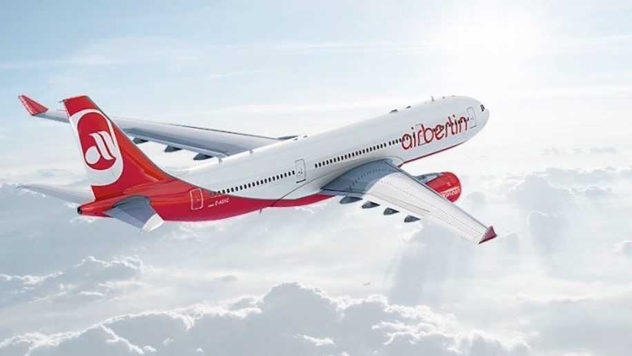 Lifeline for Air Berlin wins backing from Brussels