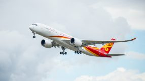 Hong Kong Airlines A350-900 - Credit: Airbus/P. Pigeyre/master films