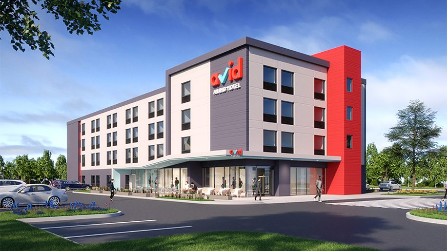 Intercontinental Hotels Group (IHG) Upgraded to