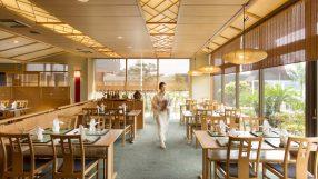 Doubletree by Hilton Naha Shuri Castle Fuji restaurant