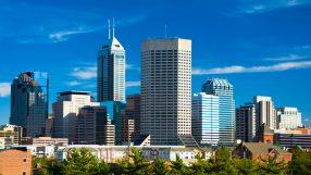Indianapolis skyline (iStock)