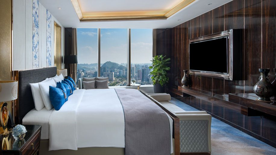 Sofitel Guiyang Hunter Imperial Suite room