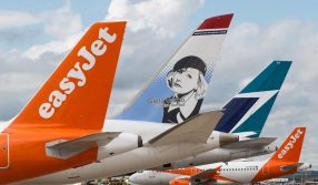 Easyjet and Norwegian and Westjet