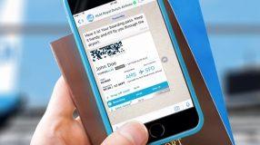 KLM whatsapp service